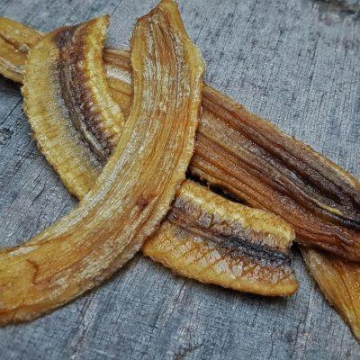 פירות מיובשים טבעיים - בננה