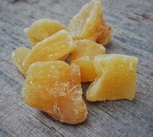 פירות מיובשים טבעיים - ג'ינג'ר דל סוכר