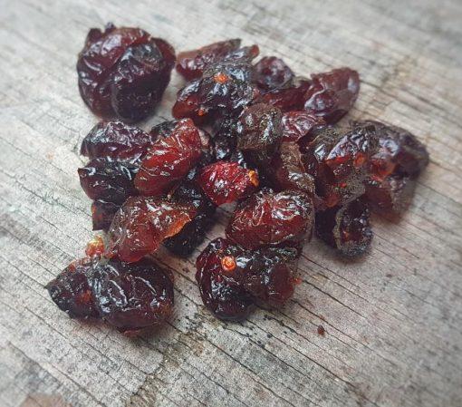 פירות מיובשים טבעיים - חמוציות