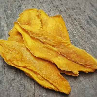 פירות מיובשים טבעיים - מנגו