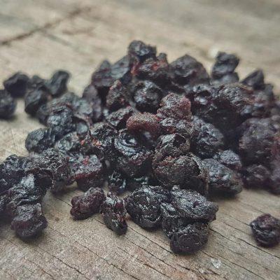 פירות מיובשים טבעיים - אוכמניות