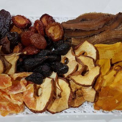 עידן הפרי - פירות מיובשים טבעיים - ממתקים טבעיים