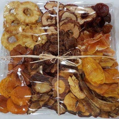 עידן הפרי - פירות מיובשים טבעיים - מגש פינוק מהטבע
